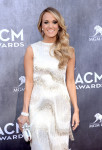 Carrie Underwood in Oscar de la Renta