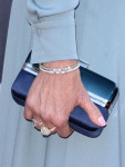 Faith Hill's Ferragamo clutch