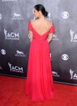 Olivia Munn in Reem Acra