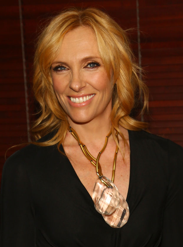 Toni Collette in Altuzarra