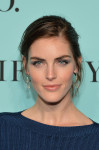 Hilary Rhoda in Jason Wu