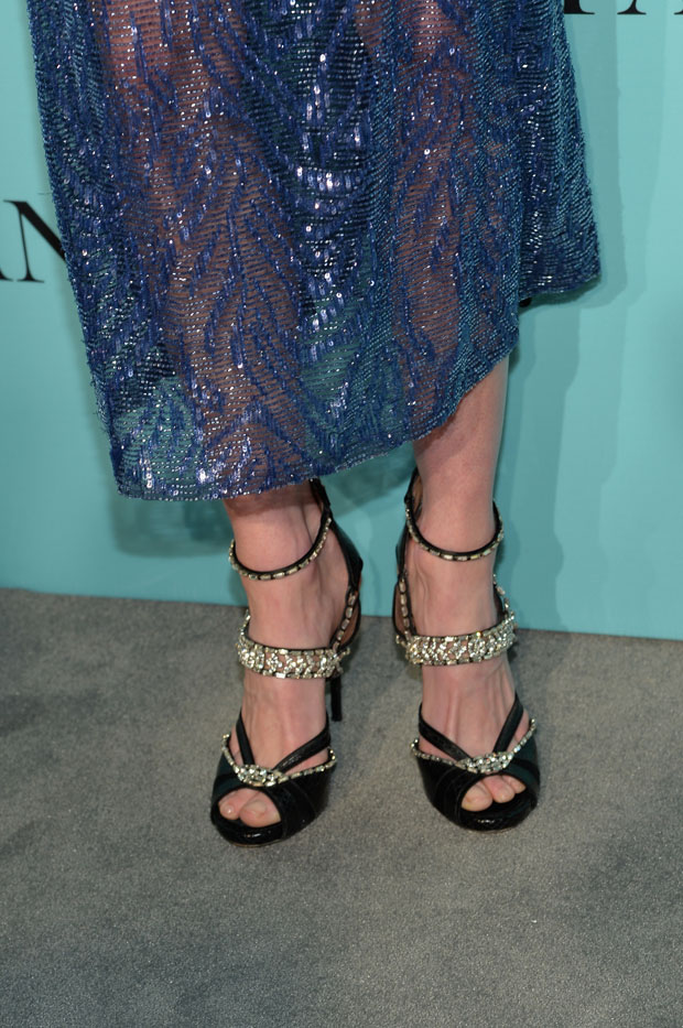 Hilary Rhoda's shoes