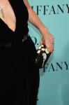 Jessica Biel's Oscar de la Renta clutch