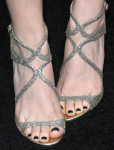 Kate Mara's Jimmy Choo 'Lance' sandals