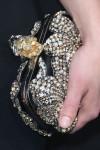 Rebecca Hall's Alexander McQueen clutch