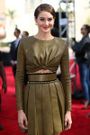 Shailene Woodley in Balmain