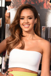 Jessica Alba in Piece d'Anarchive &  Kenzo