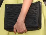 Jessica Alba's  Narciso Rodriguez 'Bottlecap - Jessica' clutch