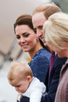 Catherine, Duchess of Cambridge in Rebecca Taylor