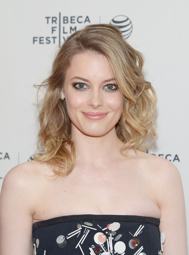 Gillian Jacobs in Tanya Taylor