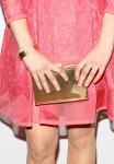 Zoe Levin's Elie Saab clutch