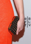 Mary Elizabeth Winstead's Gucci clutch