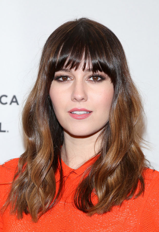 Mary Elizabeth Winstead in Vionnet