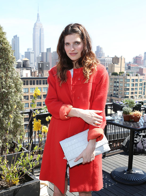 Lake Bell in Chloé