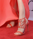 Leslie Mann's sandals