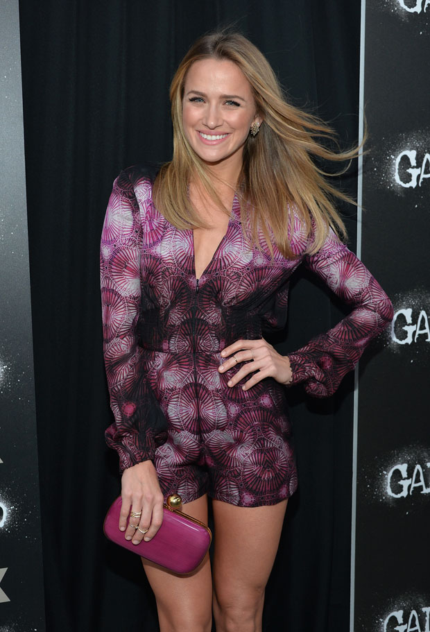 Shantel VanSanten gang related