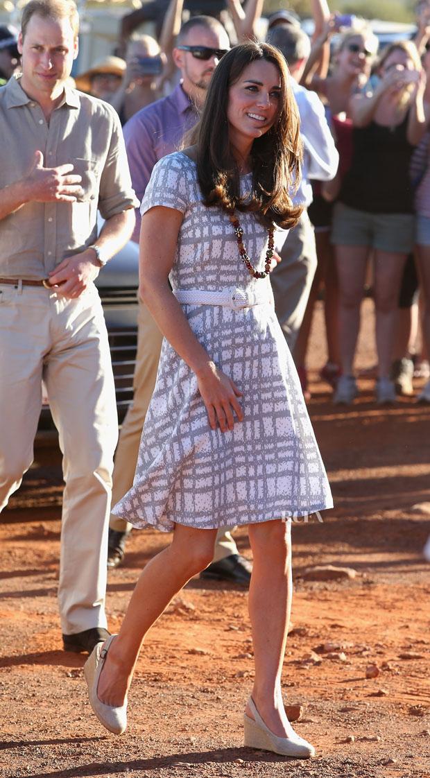 Catherine, Duchess of Cambridge in Hobbs