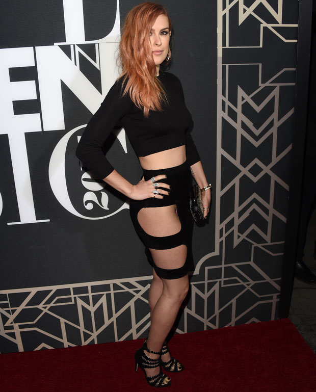 Rumer Willis in Franziska Fox