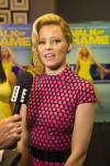 Elizabeth Banks in Monique Lhuillier
