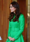 Catherine Duchess of Cambridge in Catherine Walker