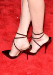 Emma Roberts' Christian Louboutin shoes