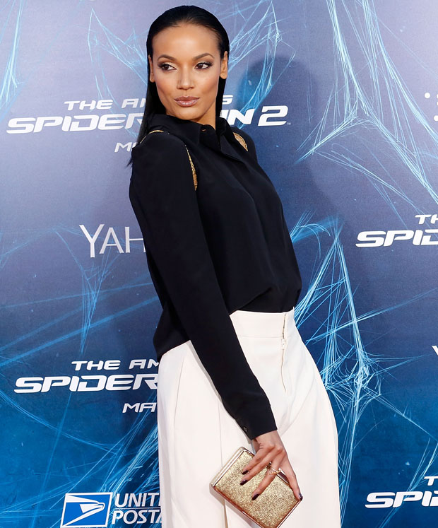 Selita Ebanks in Chloé