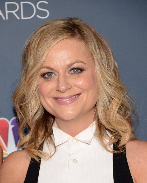 Amy Poehler in Ralph Lauren