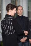 Anne Hathaway in vintage Chanel