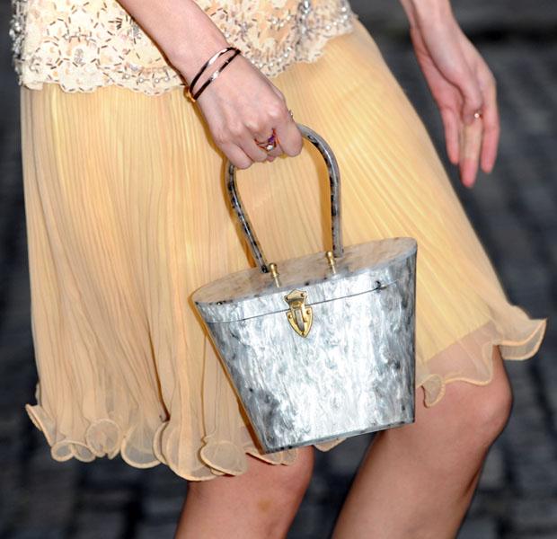 Gemma Chan's bag