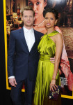 Gugu Mbatha-Raw in Lanvin