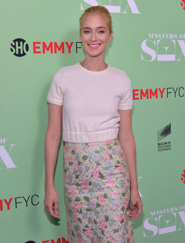 Caitlin Fitzgerald in Houghton