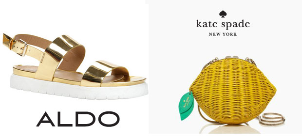 Aldo PARRAMORE and Kate Spade Lemon