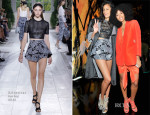 Aluna Francis In Balenciaga - Jimmy Choo's CHOO.08˚Launch