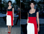 Audrey Tautou In Prada - UNITAID Party