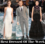 Best Dressed Of The Week - Emma Watson In Ralph Lauren Collection, Jennifer Connelly In Alexander McQueen & Douglas Boot In Burberry Tailoring