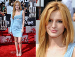 Bella Thorne In Versace - MTV Movie Awards 2014