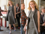 Brooklyn Decker In Reed Krakoff - CBS Studios