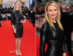 Cameron Diaz In The Row - 'The Other Woman' London Premiere