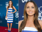 Camilla Luddington In Camilla and Marc - 'Mom's Night Out' LA Premiere
