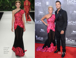 Caroline Bryan In Naeem Khan - ACM Awards 2014