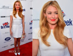 Cat Deeley In Alexander McQueen - 8th Annual BritWeek Launch Party