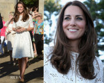 Catherine, Duchess of Cambridge In Zimmermann - Sydney Royal Easter Show