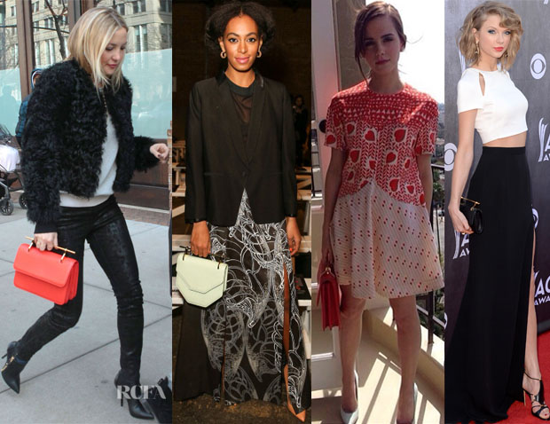 Celebrities Love M2Malletier Bags 2