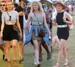 Diane Kruger's Coachella 2014 Style
