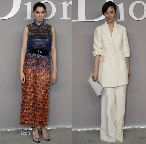 Dior Haute Couture Spring 2014 Hong Kong Show