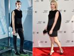 Emma Roberts In Balenciaga - 'Palo Alto' Tribeca Film Festival Premiere