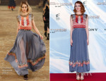 Emma Stone In Chanel - 'The Amazing Spider-Man 2: Rise Of Electro' Berlin Premiere