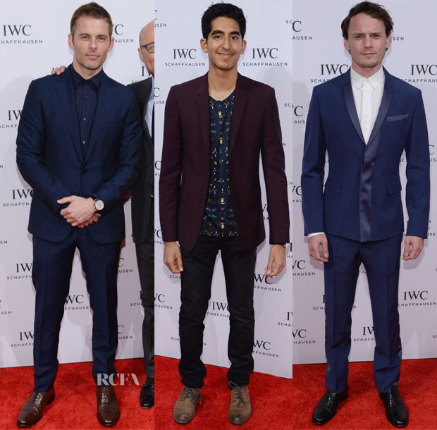 'For The Love of Cinema' Dinner Party Menswear Roundup