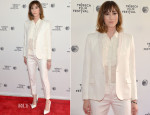 Gia Coppola In Saint Laurent - 'Palo Alto' Tribeca Film Festival Premiere