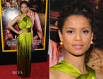Gugu Mbatha-Raw In Lanvin - 'Belle' New York Premiere